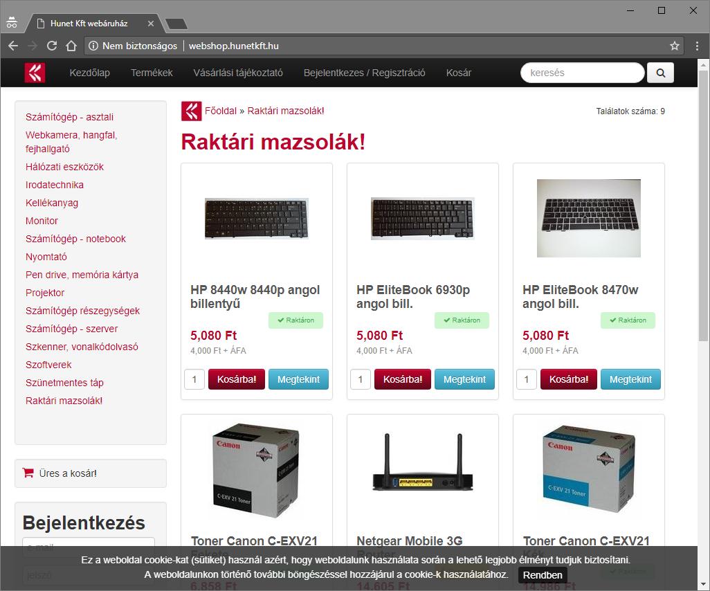 webshop.hunetkft.hu