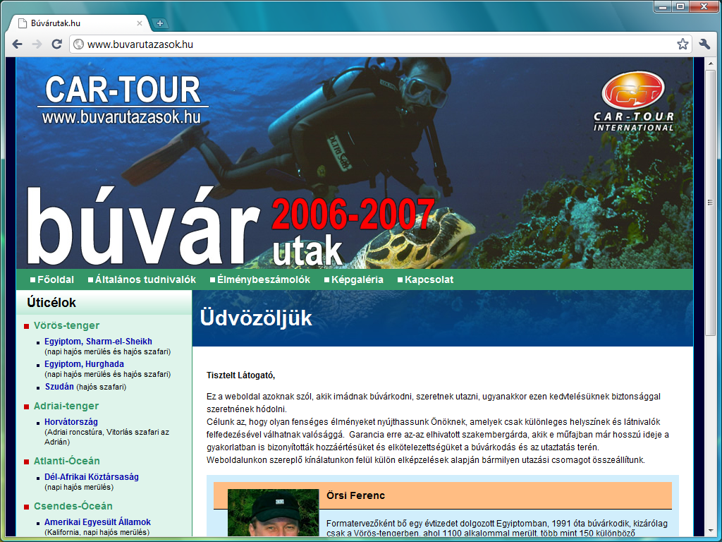 www.buvarutazasok.hu