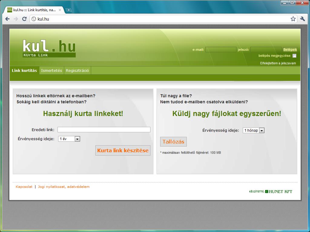 www.kul.hu