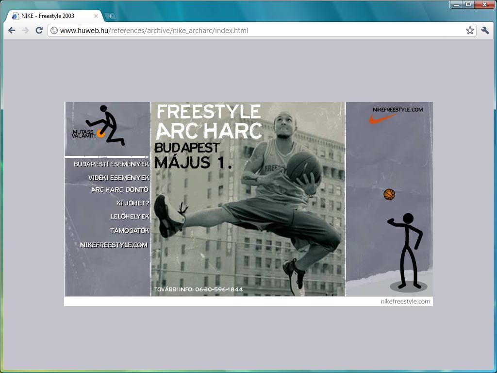 Nike - Freesyle 2003