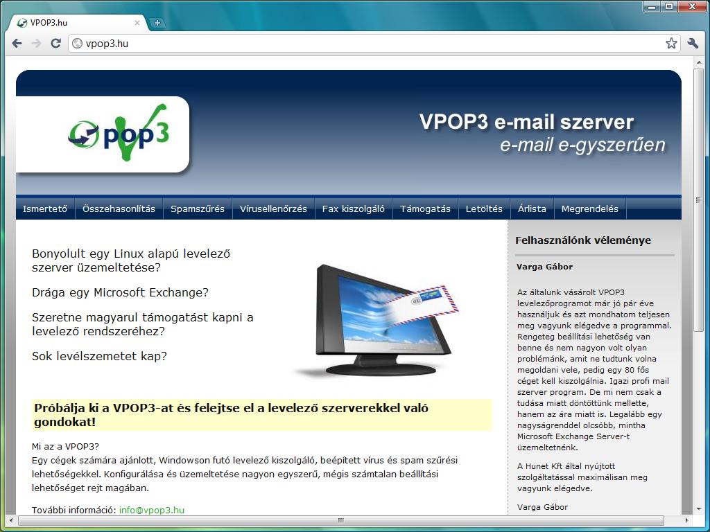 www.vpop3.hu